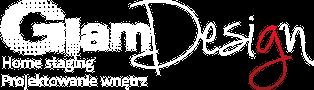 Glam Design - projektowanie wnętrz i home staging.